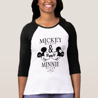 Mickey & Minnie | Est. 1928 T-Shirt
