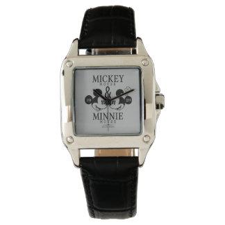 Mickey & Minnie   Est. 1928 Watch