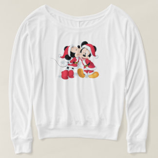 Mickey & Minnie | Jingle Bell Fun T-shirt