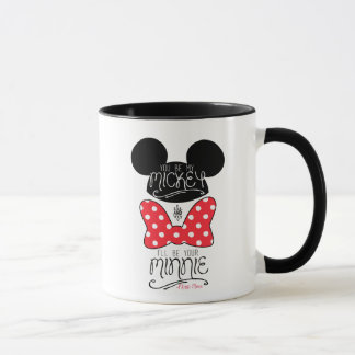 Mickey & Minnie | Love Mug