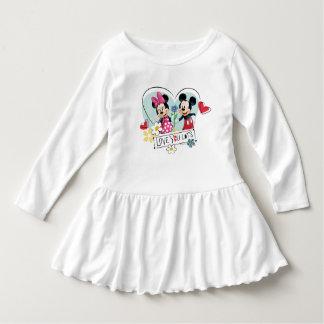 Mickey & Minnie | Love you Lots Dress