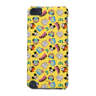 Mickey & Minnie | Super Hero Pop Pattern iPod Touch 5G Cases