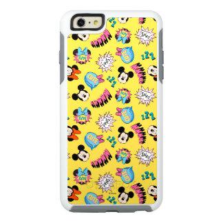 Mickey & Minnie | Super Hero Pop Pattern OtterBox iPhone 6/6s Plus Case