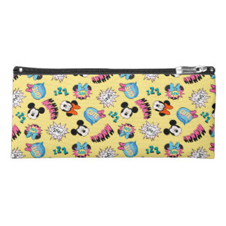 Mickey & Minnie | Super Hero Pop Pattern Pencil Case