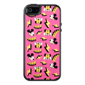 Mickey & Minnie | Super Hero Power Pattern OtterBox iPhone 5/5s/SE Case