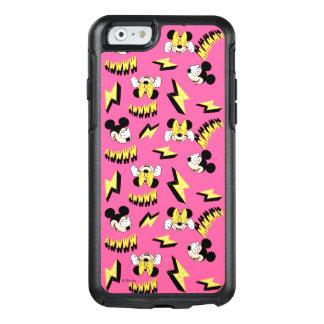 Mickey & Minnie | Super Hero Power Pattern OtterBox iPhone 6/6s Case