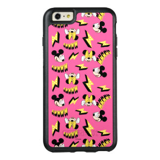 Mickey & Minnie | Super Hero Power Pattern OtterBox iPhone 6/6s Plus Case