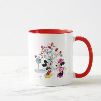 Mickey & Minnie | Valentine's Day Mug
