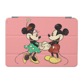 Mickey & Minnie | Vintage iPad Mini Cover