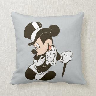 Mickey & Minnie Wedding | Getting Throw Pillow