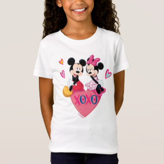Mickey & Minnie | XOXO Valentine T-Shirt