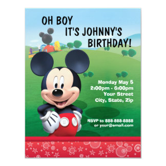 Disney Birthday Cards Photocards Invitations More