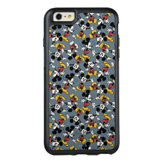 Mickey Mouse Blue Pattern OtterBox iPhone 6/6s Plus Case