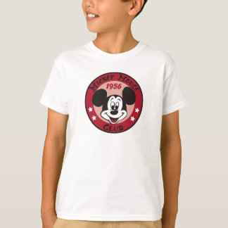 Mickey Mouse Club 1956 logo design T-Shirt