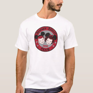 Mickey Mouse Club 1956 logo T-Shirt