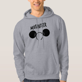 Mickey Mouse Club Ears Hoodie