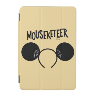 Mickey Mouse Club Ears iPad Mini Cover