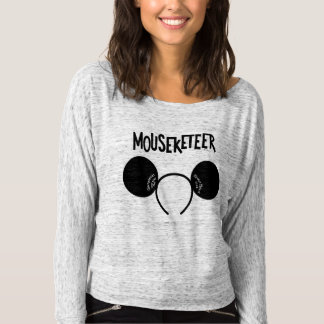 Mickey Mouse Club Ears T-shirt