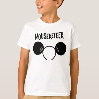 Mickey Mouse Club Ears T-Shirt