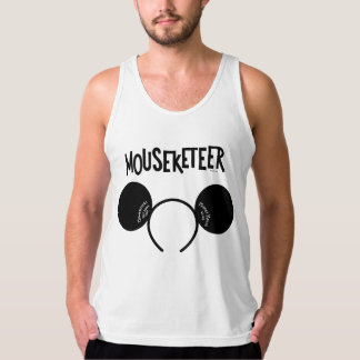 Mickey Mouse Club Ears Tank Top