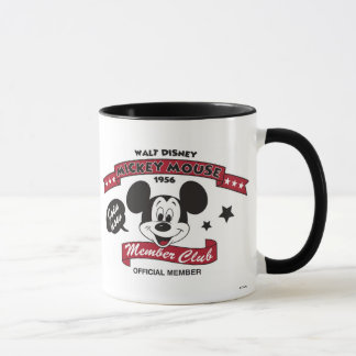 Mickey Mouse Club Logo (1956) Mug