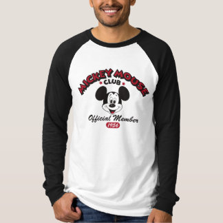 Mickey Mouse Club Member Logo (1956) T-Shirt