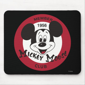 Mickey Mouse Club Mouse Pad