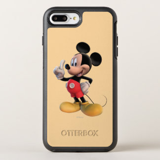 Mickey Mouse Clubhouse   Pointing OtterBox Symmetry iPhone 7 Plus Case