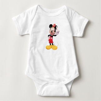 Mickey Mouse Clubhouse | Red Bird Baby Bodysuit