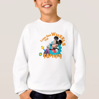Mickey Mouse Clubhouse | Wheels Turning Sweatshirt