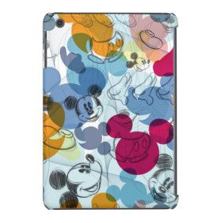 Mickey Mouse Color Pattern iPad Mini Retina Cases