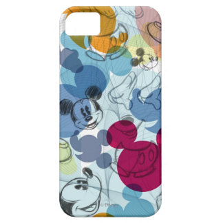 Mickey Mouse Color Pattern iPhone 5 Covers