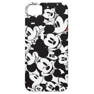 Mickey Mouse | Crowd Pattern iPhone 5 Covers
