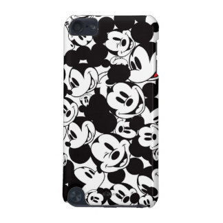 Mickey Mouse | Crowd Pattern iPod Touch 5G Covers