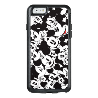 Mickey Mouse   Crowd Pattern OtterBox iPhone 6/6s Case