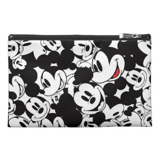 Mickey Mouse   Crowd Pattern Travel Accessories Bag