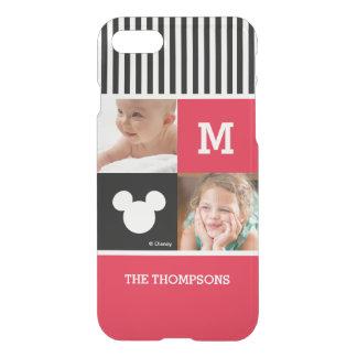 Mickey Mouse | Custom Photos & Monogram iPhone 7 Case