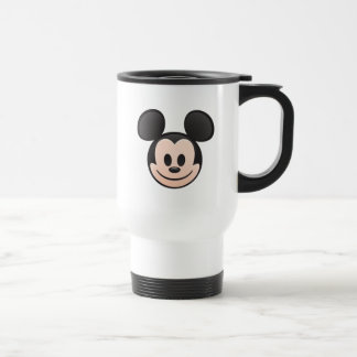 Mickey Mouse Emoji Travel Mug