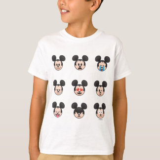 Mickey Mouse Emojis T-Shirt