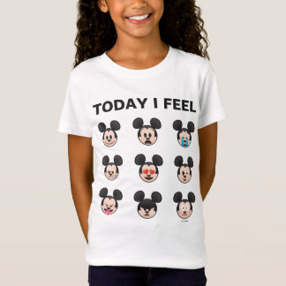 Mickey Mouse Emojis | Today I Feel T-Shirt