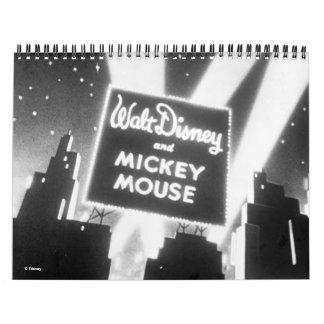 Mickey Mouse Final Frame Collection Wall Calendars