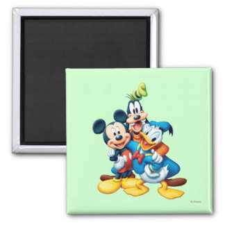 Mickey Mouse Friends 1 Magnet
