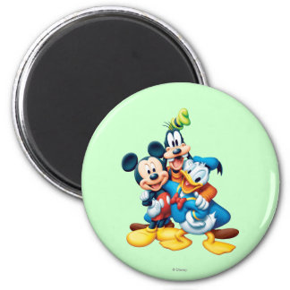 Mickey Mouse Friends 1 Fridge Magnets