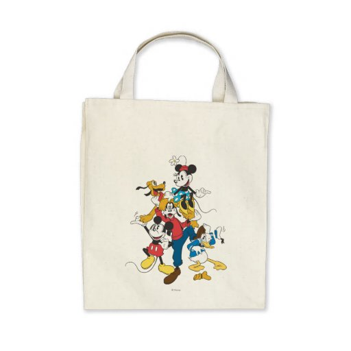 Mickey Mouse & Friends 2 Bags