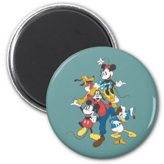 Mickey Mouse Friends 2 Magnets
