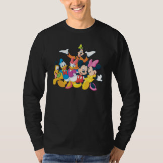 Mickey Mouse & Friends 4 Tshirts