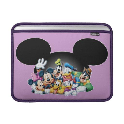 Mickey Mouse & Friends 7 MacBook Air Sleeves