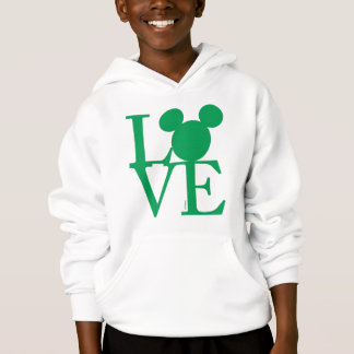 Mickey Mouse LOVE | St. Patrick's Day