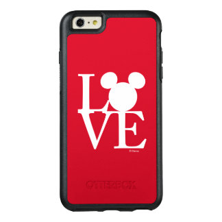 Mickey Mouse LOVE | Valentine's Day 3 OtterBox iPhone 6/6s Plus Case