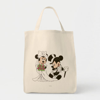 Mickey Mouse & Minnie Wedding